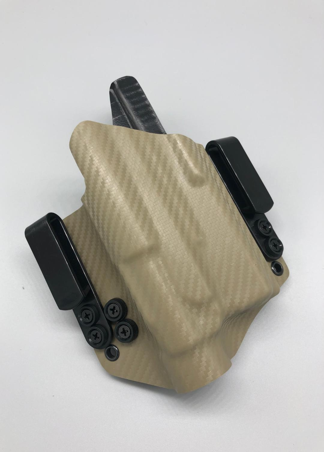 Add a light/laser to your holster