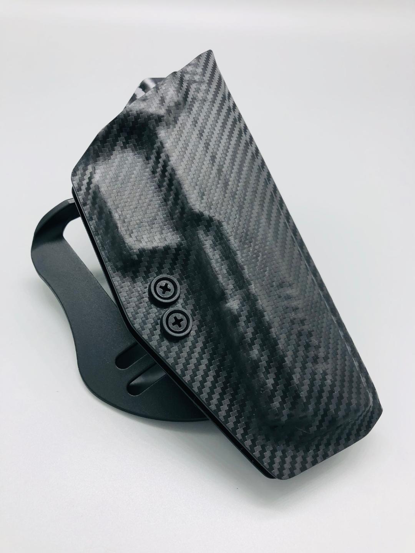 Fomi Clip Series Veteran Made USA Neptune Concealment Kydex IWB Single Magazine Pouch for M/&P Shield 9mm