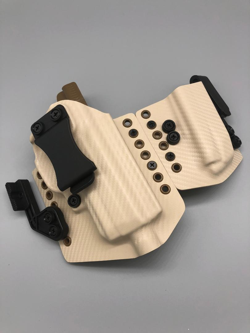 Titan Convertible IWB/OWB Holster and Mag Pouch Set