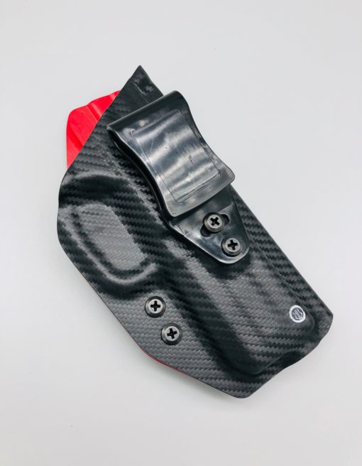 Laser Bearing Gemini Series Neptune Concealment IWB Dual Layer Kydex Holster for FNS 9 //40 Light Veteran Made USA